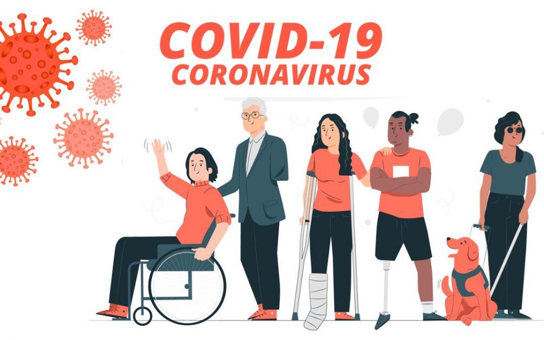Covid-19 : Informations pour les personnes en situation de handicap