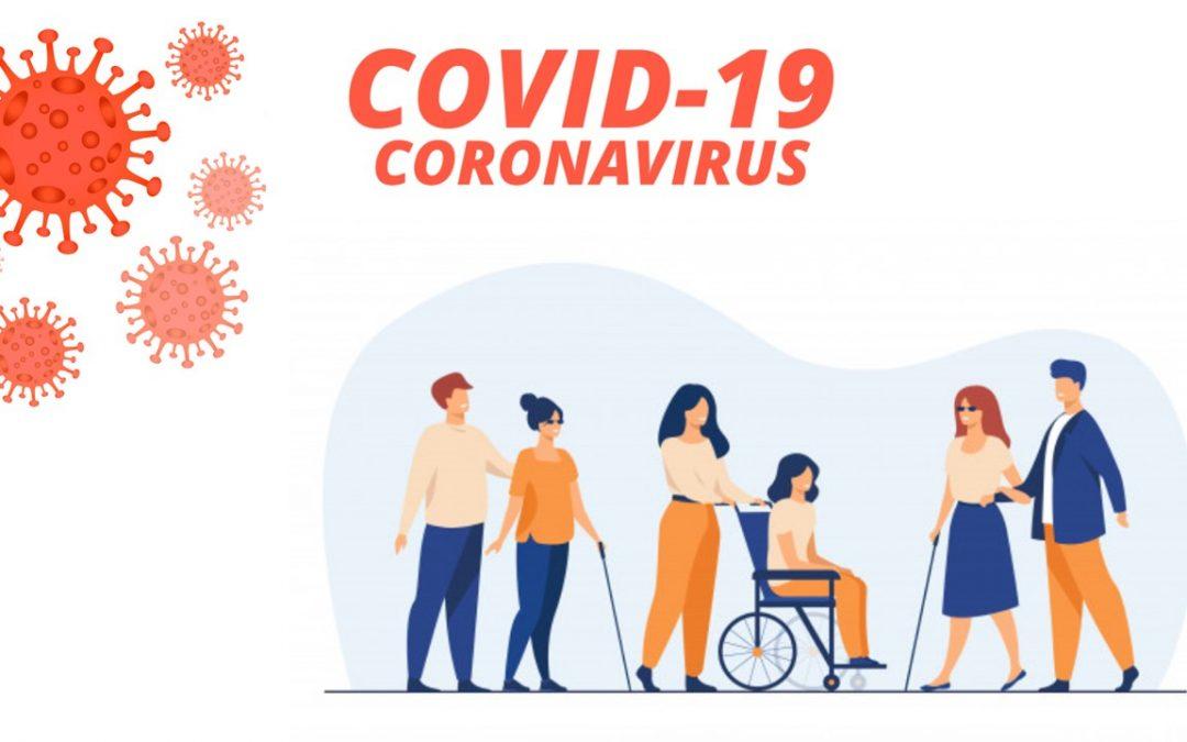 Covid-19 : Informations pour les aidants familiaux et proches d'une personne en situation de handicap